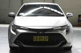 2018 Toyota Corolla Mzea12R SX White Continuous Variable Hatchback