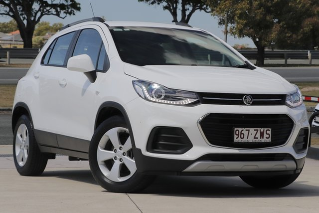 Used Holden Trax TJ MY20 LS, 2019 Holden Trax TJ MY20 LS White 6 Speed Automatic Wagon