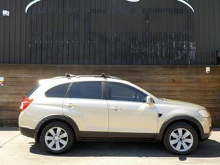 2006 Holden Captiva CG LX AWD Gold 5 Speed Sports Automatic Wagon.