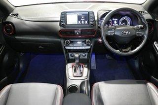 2019 Hyundai Kona OS.2 MY19 Elite (FWD) Red 6 Speed Automatic Wagon