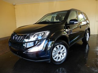 2019 Mahindra XUV500 W6 (FWD) Black 6 Speed Automatic Wagon