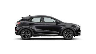 2020 Ford Puma JK 2020.75MY Puma Black 7 Speed Sports Automatic Dual Clutch Wagon