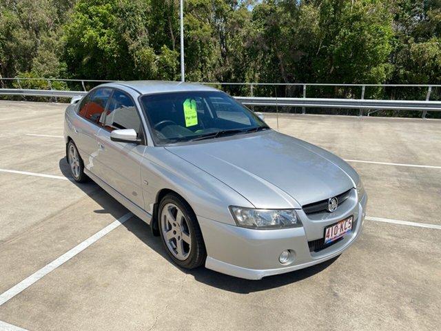 Used Holden Commodore VZ MY06 SV6 Morayfield, 2006 Holden Commodore VZ MY06 SV6 Silver 5 Speed Auto Active Select Sedan