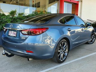 2014 Mazda 6 GT Blue 6 Speed Automatic Sedan