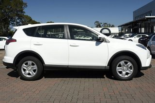 2015 Toyota RAV4 ZSA42R MY14 GX 2WD White 7 Speed Constant Variable SUV