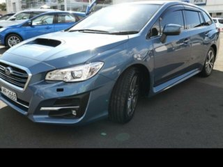 2018 Subaru Levorg MY18 1.6 GT (AWD) Blue Continuous Variable Wagon.