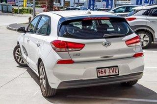 2019 Hyundai i30 PD2 MY20 Active Polar White 6 Speed Sports Automatic Hatchback