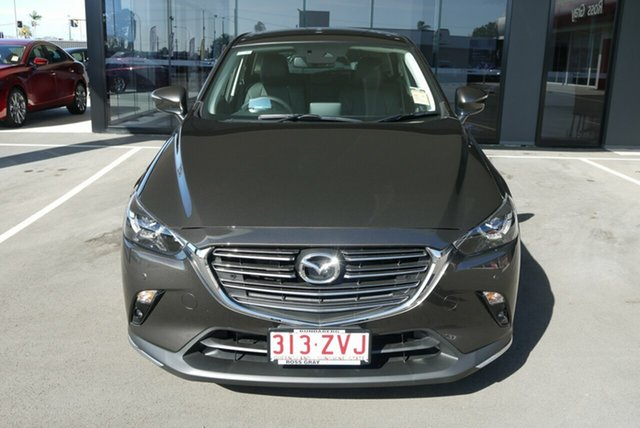Demo Mazda CX-3 DK2W7A sTouring SKYACTIV-Drive FWD, 2020 Mazda CX-3 DK2W7A sTouring SKYACTIV-Drive FWD Brown 6 Speed Sports Automatic Wagon