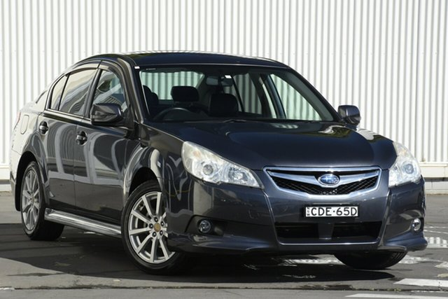 Used Subaru Liberty B5 MY11 2.5i Lineartronic AWD Premium, 2011 Subaru Liberty B5 MY11 2.5i Lineartronic AWD Premium Grey 6 Speed Constant Variable Sedan