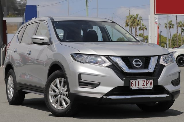 Used Nissan X-Trail T32 Series II ST X-tronic 2WD, 2020 Nissan X-Trail T32 Series II ST X-tronic 2WD Silver 7 Speed Constant Variable Wagon