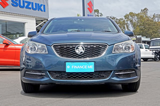 2013 Holden Commodore VF MY14 Evoke Sportwagon Blue 6 Speed Sports Automatic Wagon
