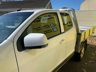 2017 Holden Colorado RG MY18 LS Space Cab White 6 Speed Sports Automatic Cab Chassis