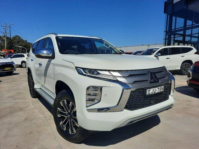 Demo Mitsubishi Pajero  , QF Sport Exceed 2.4l Dsl