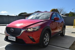 2016 Mazda CX-3 DK2W7A Neo SKYACTIV-Drive Red 6 Speed Sports Automatic Wagon