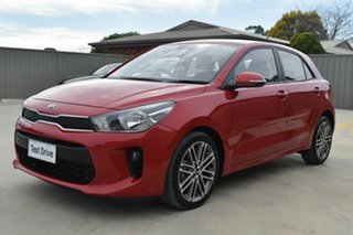2018 Kia Rio YB MY19 Sport Signal Red 6 Speed Automatic Hatchback