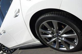 2020 Mazda 3 BP2SHA X20 SKYACTIV-Drive Astina White 6 Speed Sports Automatic Sedan
