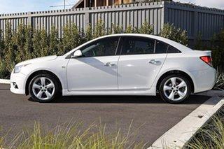 2011 Holden Cruze White Sedan.