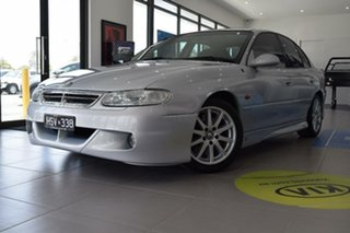 1998 Holden Special Vehicles Senator VT Signature 220I Silver 6 Speed Manual Sedan