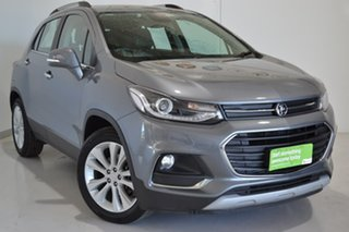 2019 Holden Trax TJ MY19 LTZ Grey 6 Speed Automatic Wagon.