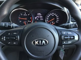 2018 Kia Carnival YP MY18 S White 6 Speed Sports Automatic Wagon