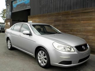2008 Holden Epica EP MY09 CDX Silver 6 Speed Sports Automatic Sedan.