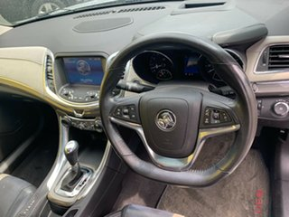 2015 Holden Calais VF MY15 V Silver 6 Speed Sports Automatic Sedan