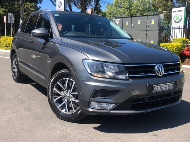 Used Volkswagen Tiguan 5N MY16 132TSI DSG 4MOTION, 2016 Volkswagen Tiguan 5N MY16 132TSI DSG 4MOTION Grey 7 Speed Sports Automatic Dual Clutch Wagon