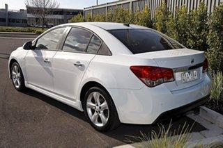 2011 Holden Cruze White Sedan