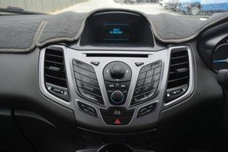 2017 Ford Fiesta WZ Ambiente PwrShift Blue 6 Speed Auto Hatchback