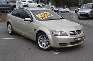 2010 Holden Commodore VE MY10 International Sandstorm 6 Speed Sports Automatic Sedan.
