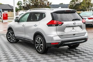 2020 Nissan X-Trail T32 Series II Ti X-tronic 4WD Silver 7 Speed Constant Variable Wagon.