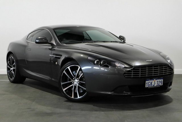 Used Aston Martin DB9 MY12 Bayswater, 2012 Aston Martin DB9 MY12 Grey 6 Speed Sports Automatic Coupe