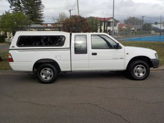 2001 Holden Rodeo TF R9 LX Space Cab 4x2 5 Speed Manual Cab Chassis.