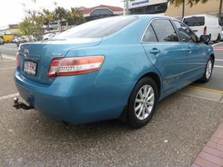 2010 Toyota Camry ACV40R 09 Upgrade Altise Blue 5 Speed Automatic Sedan