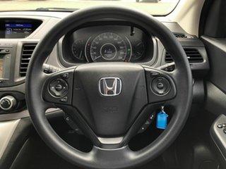 2013 Honda CR-V RM VTi Navi Grey 5 Speed Automatic Wagon