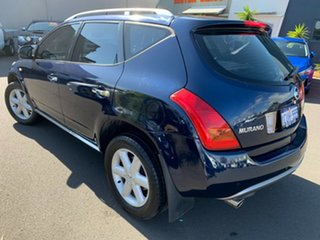 2008 Nissan Murano Z50 TI Blue 6 Speed Constant Variable Wagon.