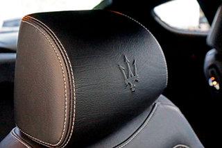 2012 Maserati Granturismo M145 S MC-Shift MC Sportline Grey 6 Speed Sports Automatic Dual Clutch