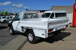 2012 Nissan Patrol MY11 Upgrade ST (4x4) White 5 Speed Manual Coil Cab Chassis.