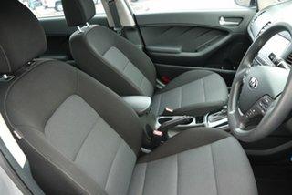 2017 Kia Cerato YD MY18 S Silver 6 Speed Sports Automatic Sedan