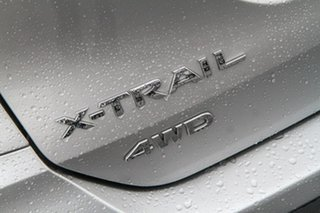 2020 Nissan X-Trail T32 Series II Ti X-tronic 4WD Silver 7 Speed Constant Variable Wagon