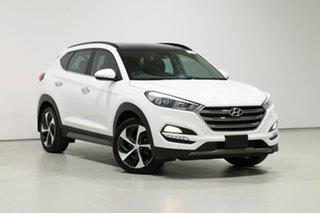 2016 Hyundai Tucson TLE Highlander R-Series (AWD) White 6 Speed Automatic Wagon.