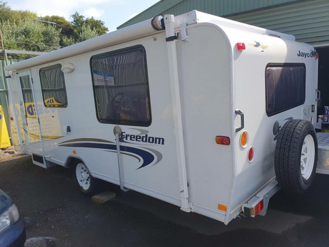 Used Jayco Freedom Morphett Vale, 2005 Jayco Freedom Pop Top