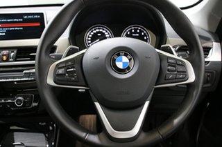 2019 BMW X1 F48 LCI xDrive 25I White 8 Speed Automatic Wagon