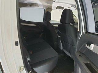 2015 Isuzu D-MAX MY15 LS-M Crew Cab White 5 Speed Sports Automatic Utility