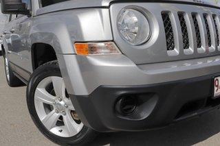 2014 Jeep Patriot MK MY14 Sport 4x2 Billet Silver 5 Speed Manual Wagon.