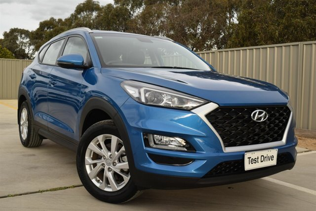Used Hyundai Tucson TL3 MY19 Active X 2WD Echuca, 2019 Hyundai Tucson TL3 MY19 Active X 2WD Blue 6 Speed Automatic Wagon