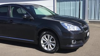 2012 Subaru Liberty B5 MY13 2.5X Lineartronic AWD Grey 6 Speed Constant Variable Sedan.