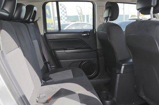2014 Jeep Patriot MK MY14 Sport 4x2 Billet Silver 5 Speed Manual Wagon