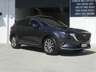 2017 Mazda CX-9 TC GT SKYACTIV-Drive i-ACTIV AWD Grey 6 Speed Sports Automatic Wagon.