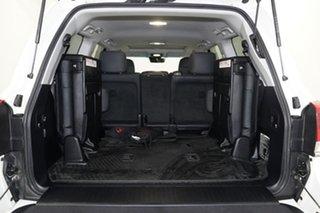 2019 Toyota Landcruiser VDJ200R Sahara Crystal Pearl 6 Speed Sports Automatic Wagon